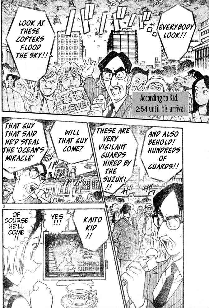 Detective Conan Chapter 455  Online Free Manga Read Image 2