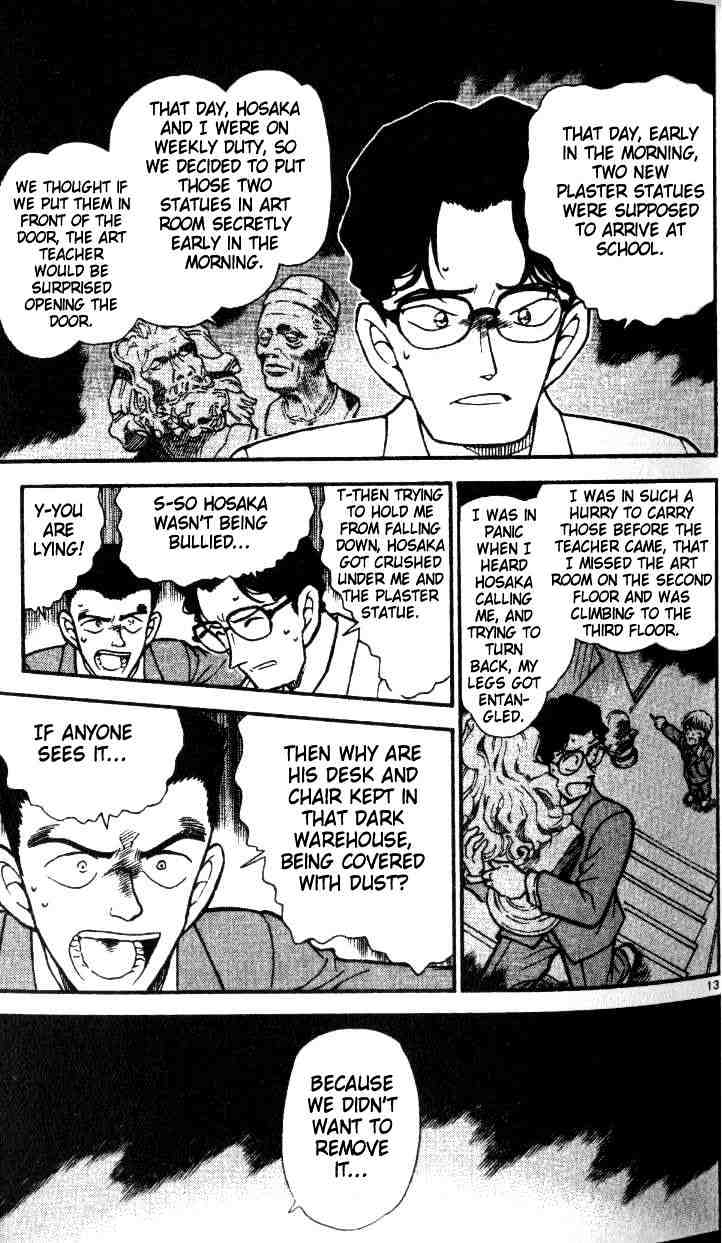 Detective Conan Chapter 459  Online Free Manga Read Image 13