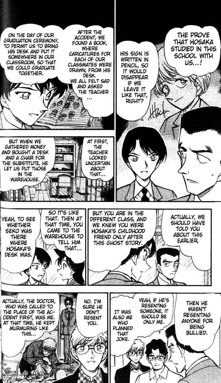Detective Conan Chapter 459  Online Free Manga Read Image 14