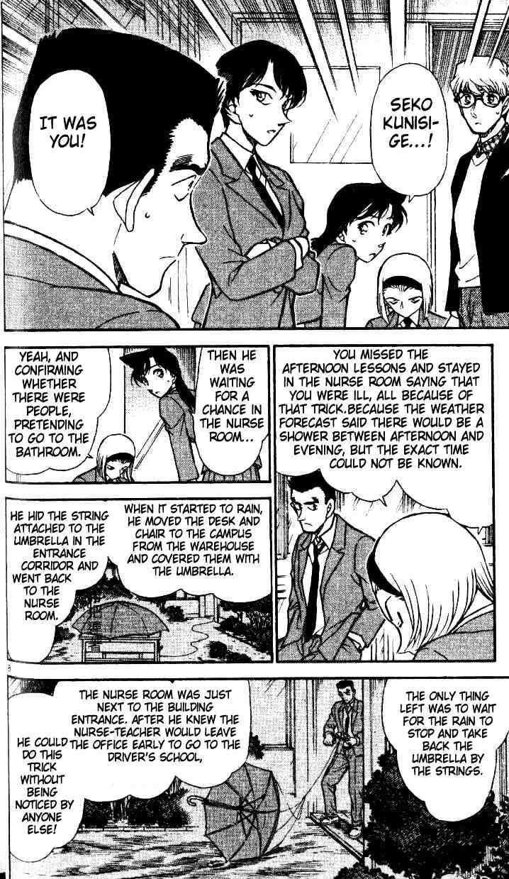 Detective Conan Chapter 459  Online Free Manga Read Image 8