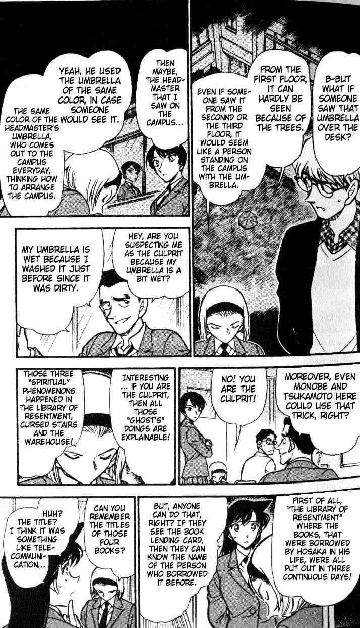 Detective Conan Chapter 459  Online Free Manga Read Image 9