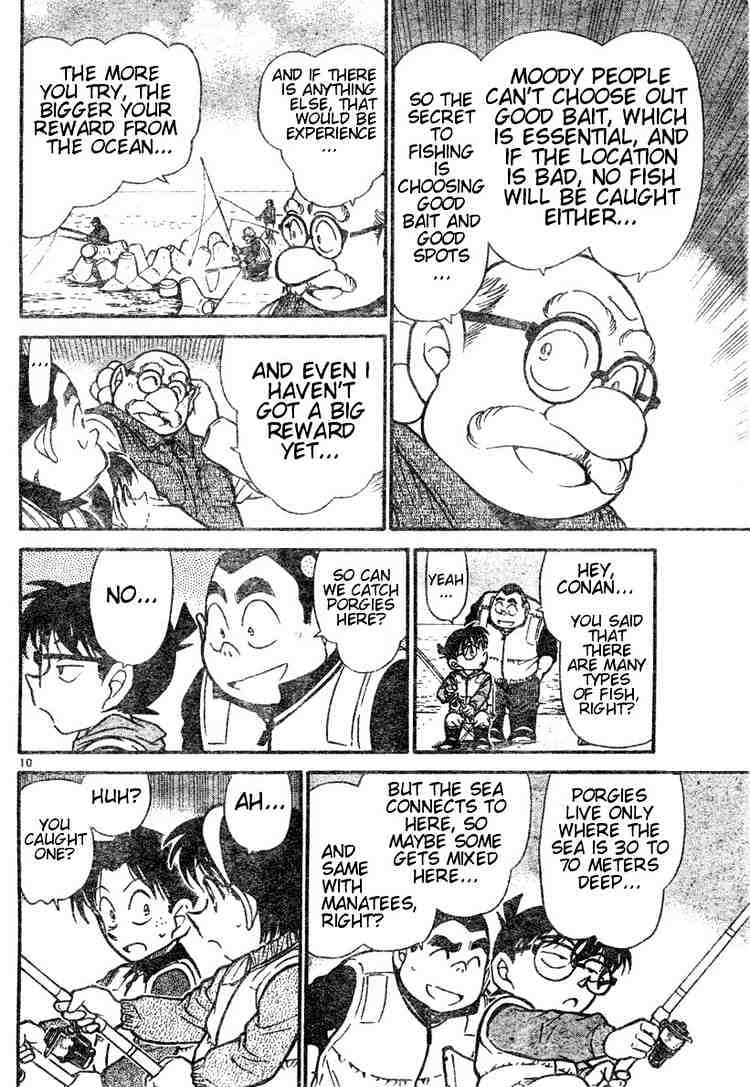 Detective Conan Chapter 460  Online Free Manga Read Image 10