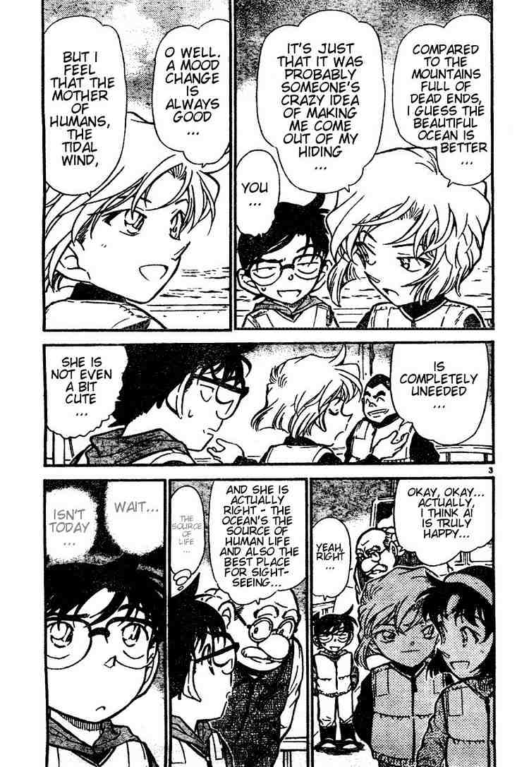 Detective Conan Chapter 460  Online Free Manga Read Image 3