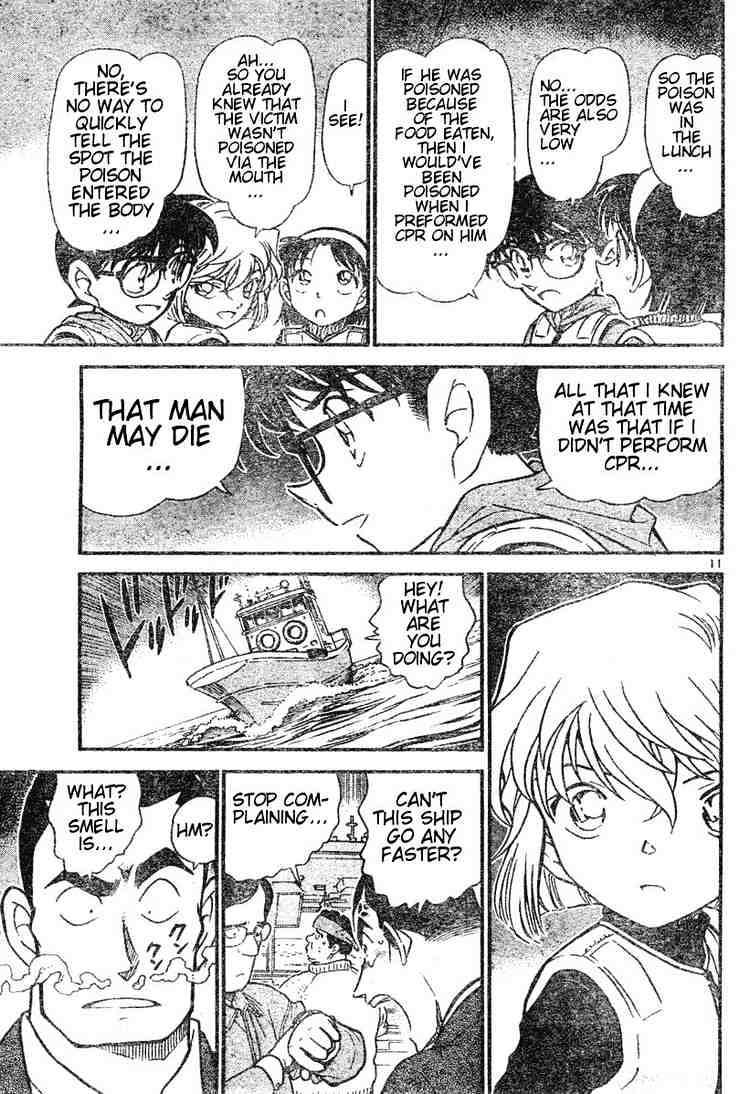 Detective Conan Chapter 461  Online Free Manga Read Image 11