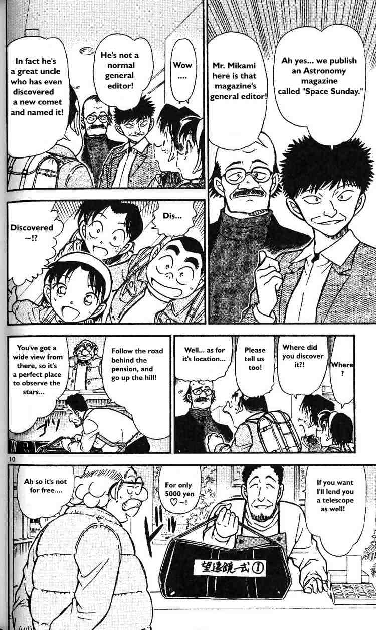 Detective Conan Chapter 466  Online Free Manga Read Image 10