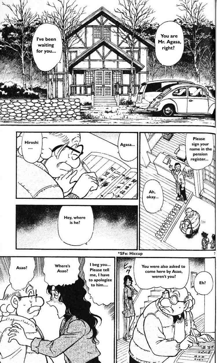 Detective Conan Chapter 466  Online Free Manga Read Image 7