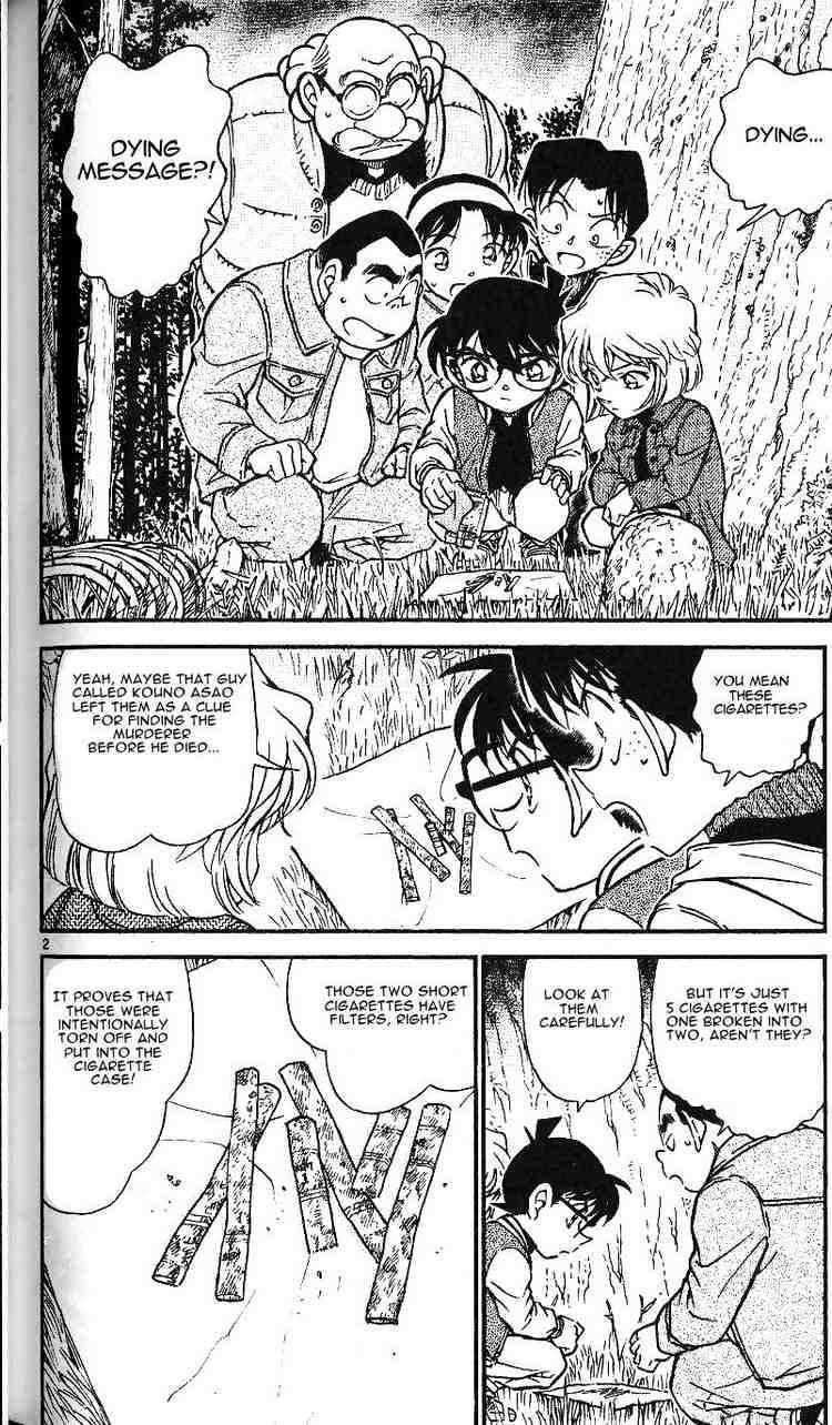 Detective Conan Chapter 467  Online Free Manga Read Image 2