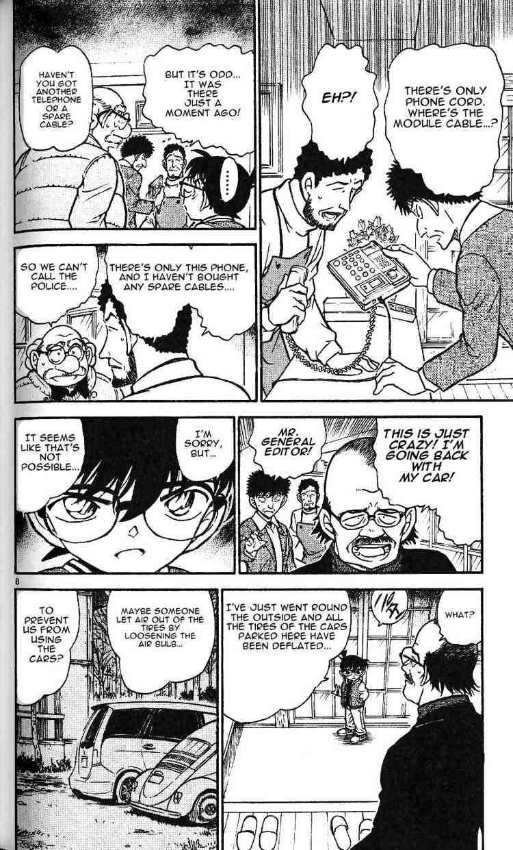 Detective Conan Chapter 467  Online Free Manga Read Image 8