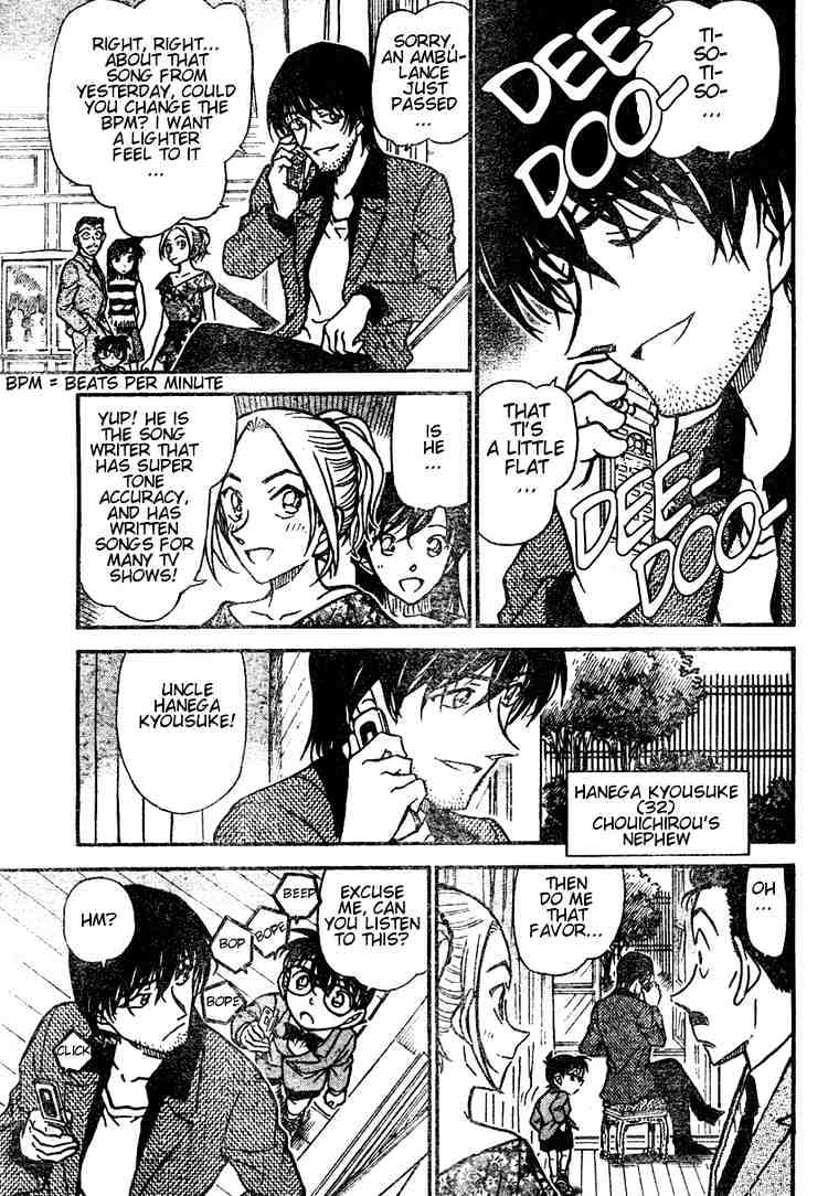 Detective Conan Chapter 470  Online Free Manga Read Image 11