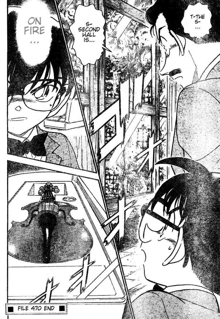 Detective Conan Chapter 470  Online Free Manga Read Image 18