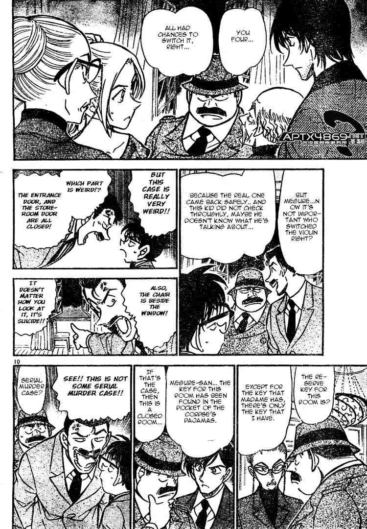 Detective Conan Chapter 473  Online Free Manga Read Image 10