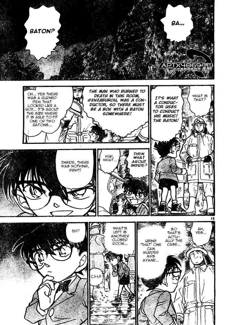 Detective Conan Chapter 473  Online Free Manga Read Image 15