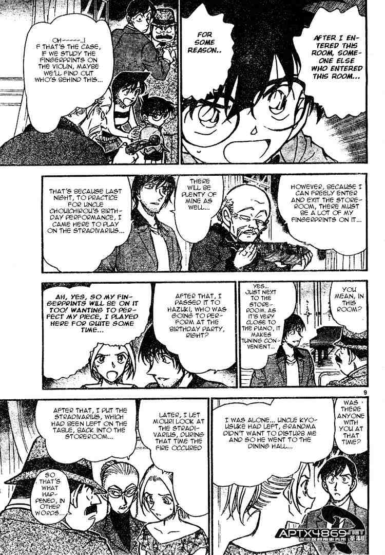 Detective Conan Chapter 473  Online Free Manga Read Image 9