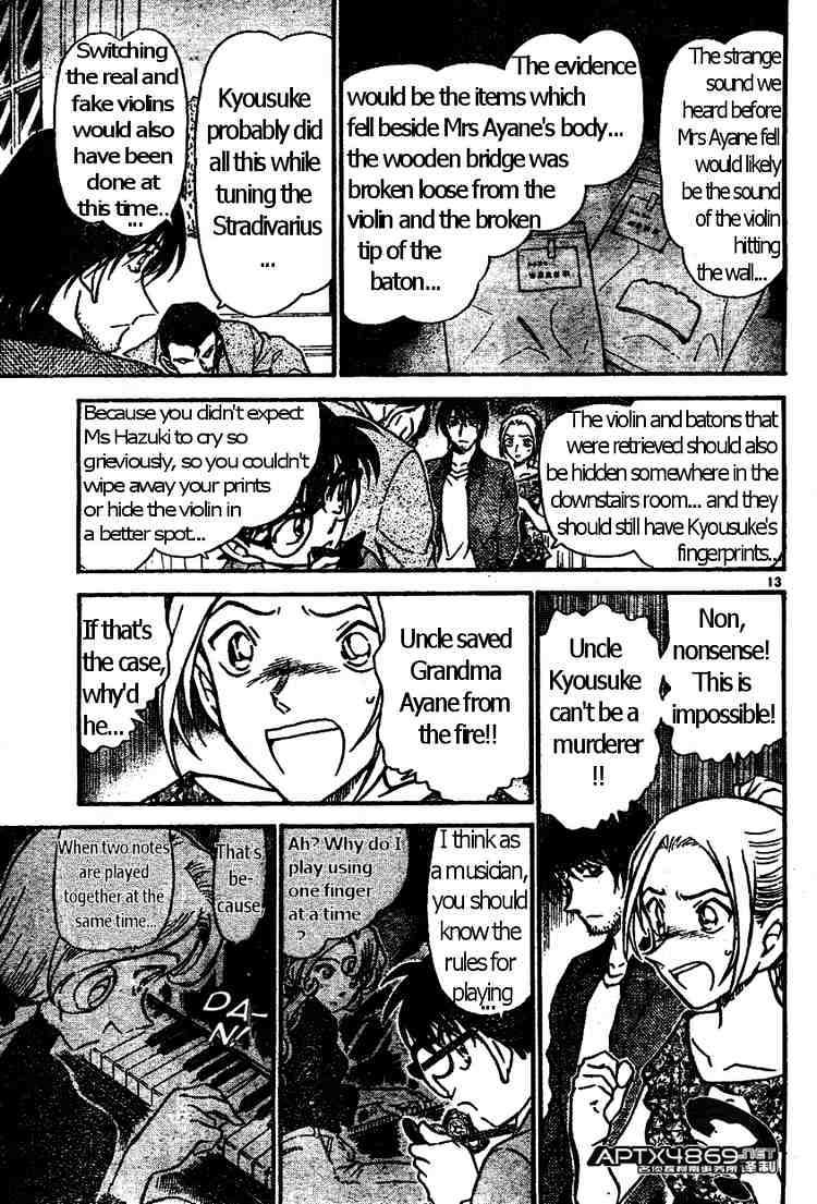 Detective Conan Chapter 474  Online Free Manga Read Image 13