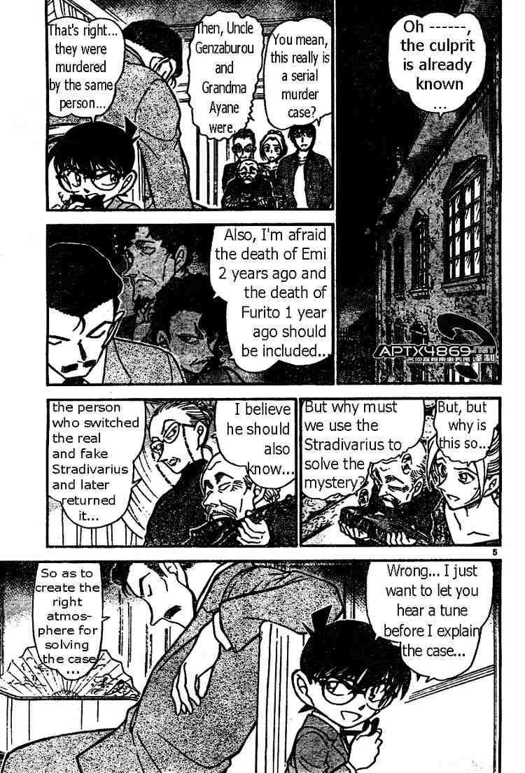 Detective Conan Chapter 474  Online Free Manga Read Image 5
