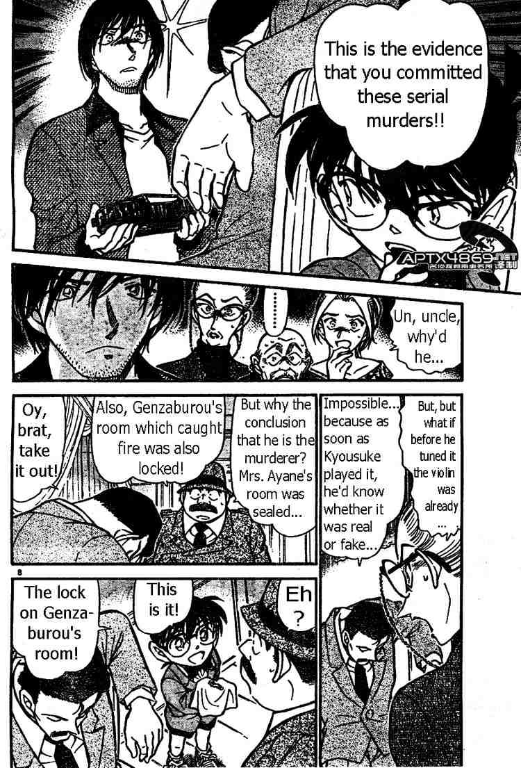 Detective Conan Chapter 474  Online Free Manga Read Image 8