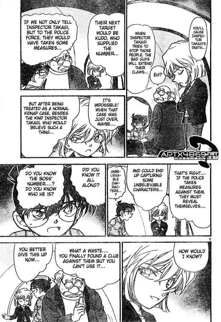 Detective Conan Chapter 475  Online Free Manga Read Image 5