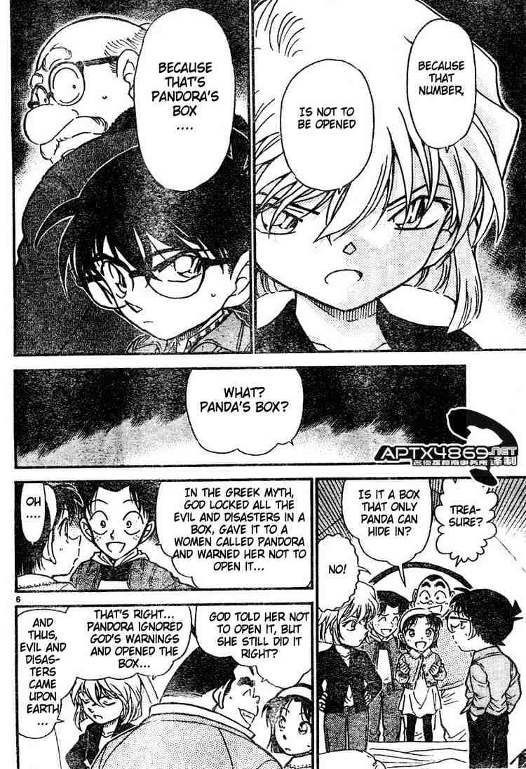 Detective Conan Chapter 475  Online Free Manga Read Image 6