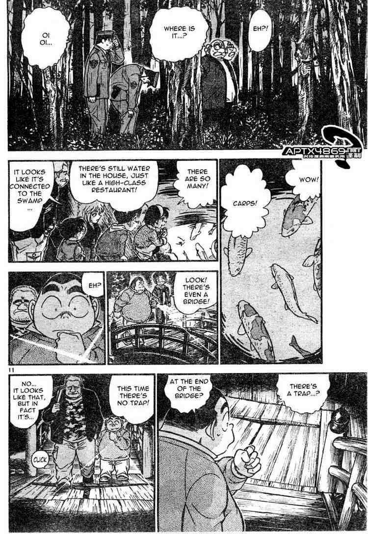 Detective Conan Chapter 476  Online Free Manga Read Image 10