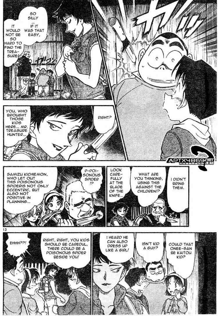 Detective Conan Chapter 476  Online Free Manga Read Image 12
