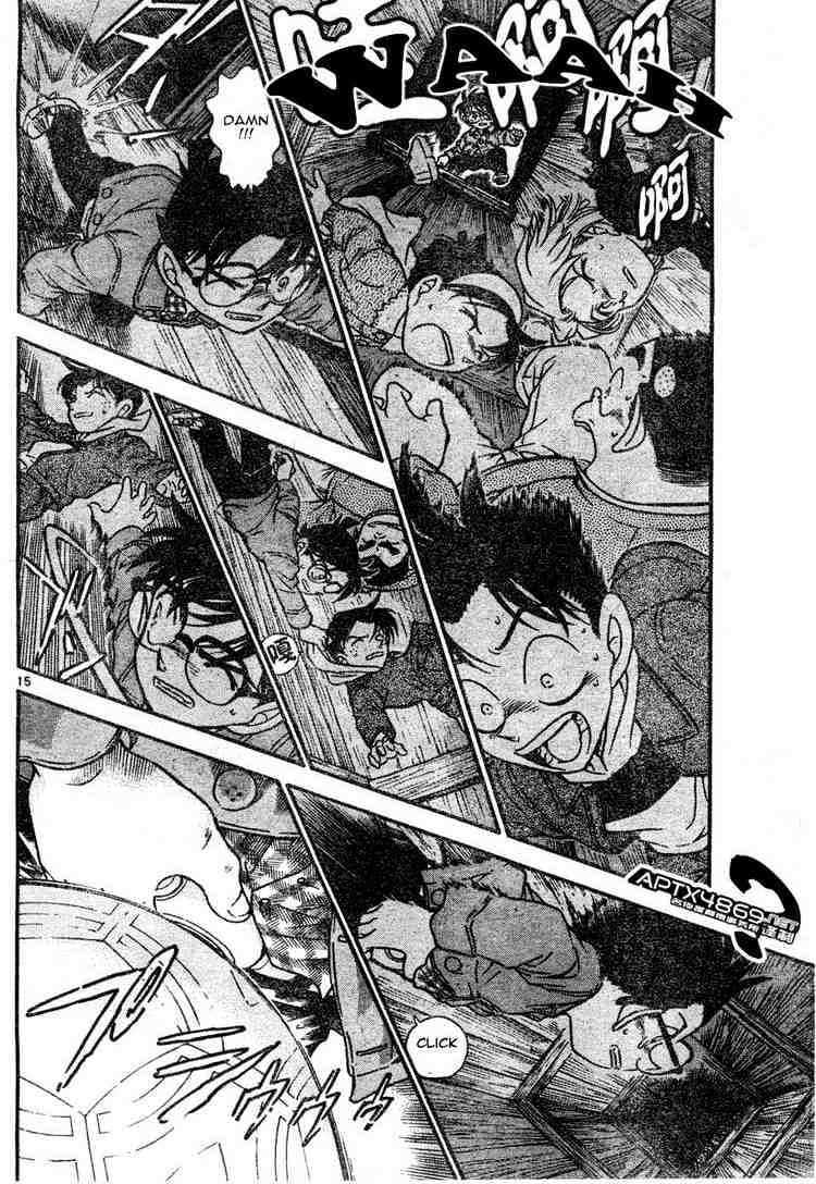 Detective Conan Chapter 476  Online Free Manga Read Image 14
