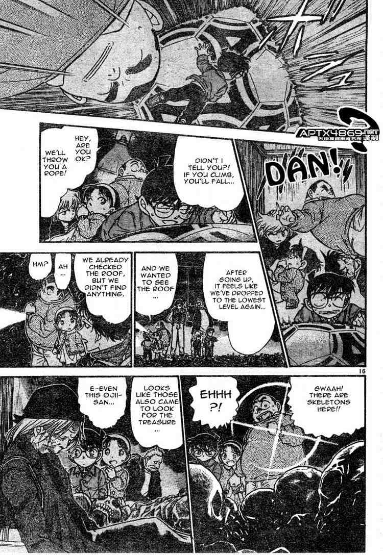Detective Conan Chapter 476  Online Free Manga Read Image 15