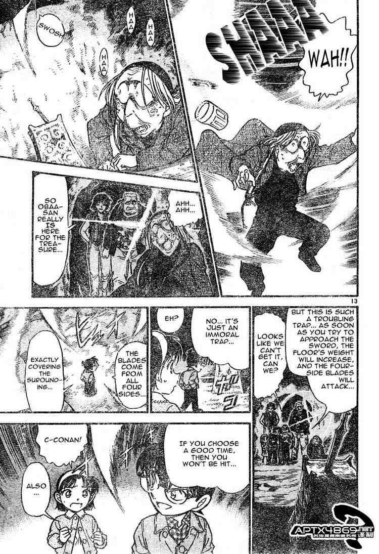 Detective Conan Chapter 477  Online Free Manga Read Image 13