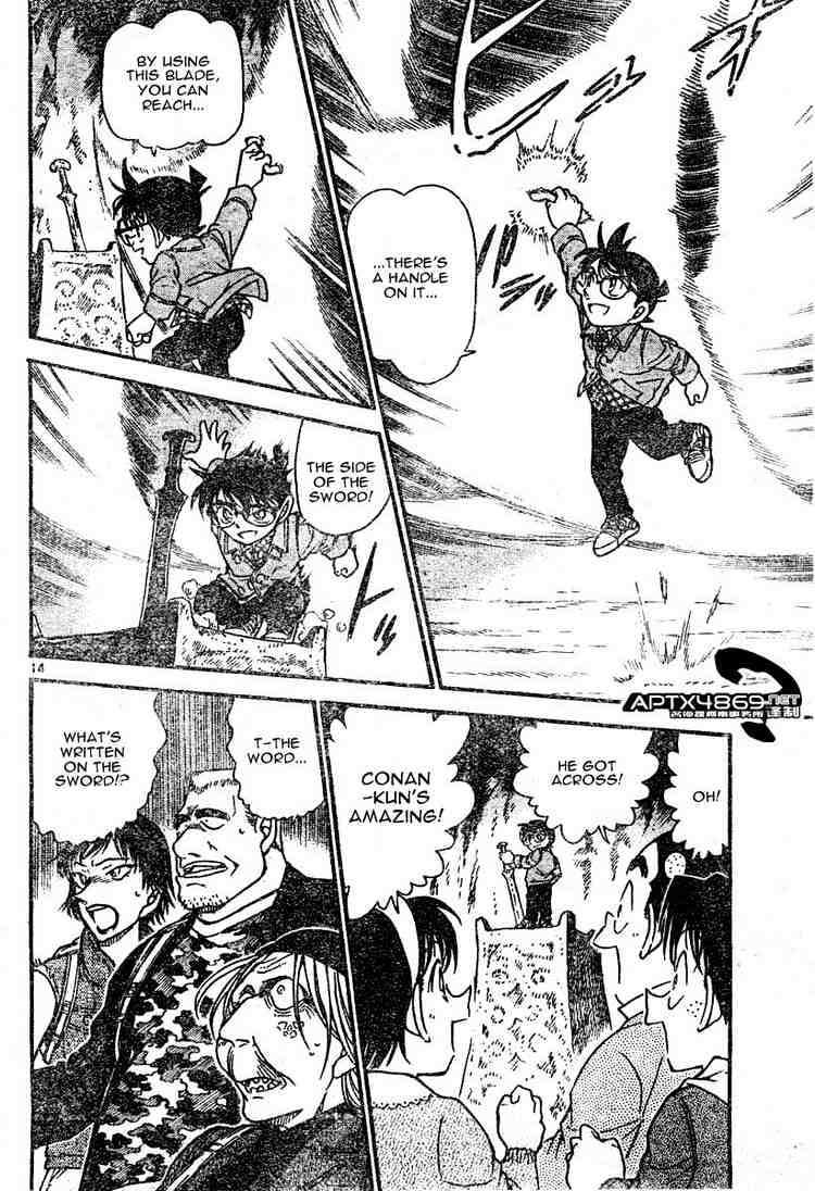 Detective Conan Chapter 477  Online Free Manga Read Image 14