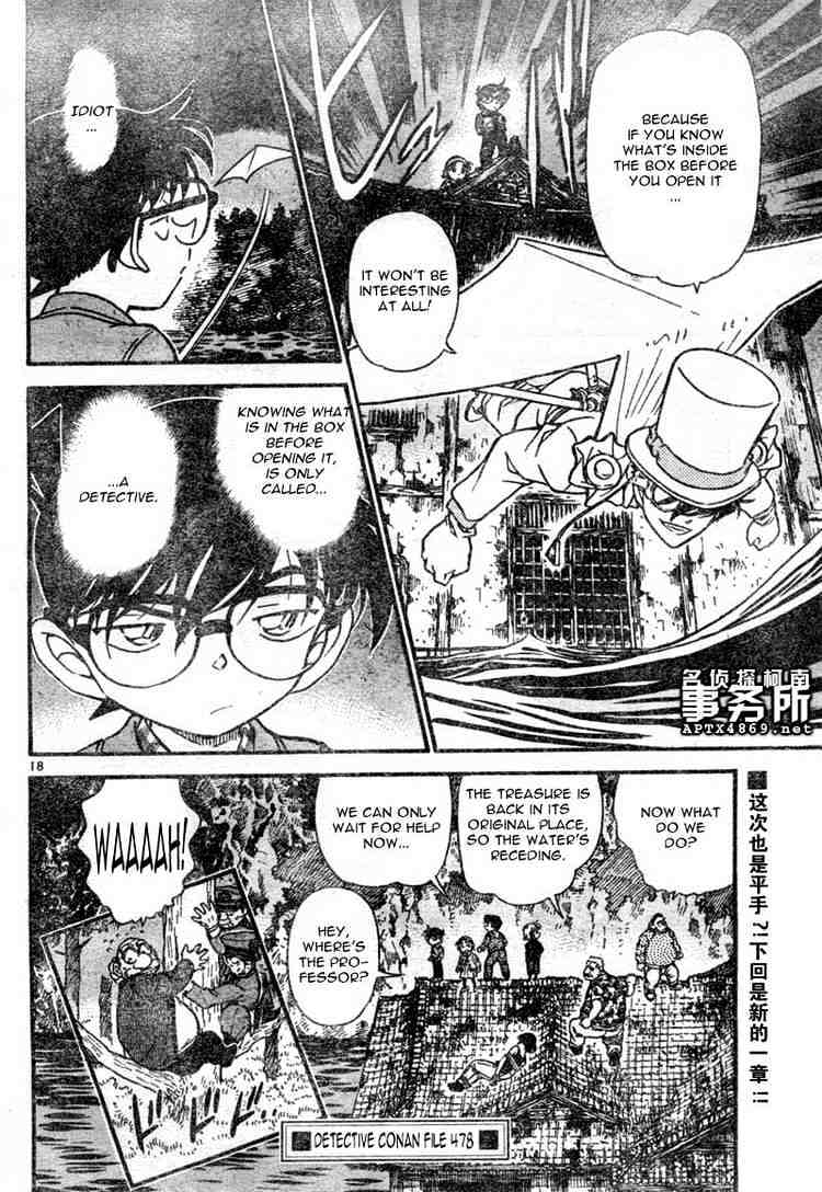 Detective Conan Chapter 478  Online Free Manga Read Image 18