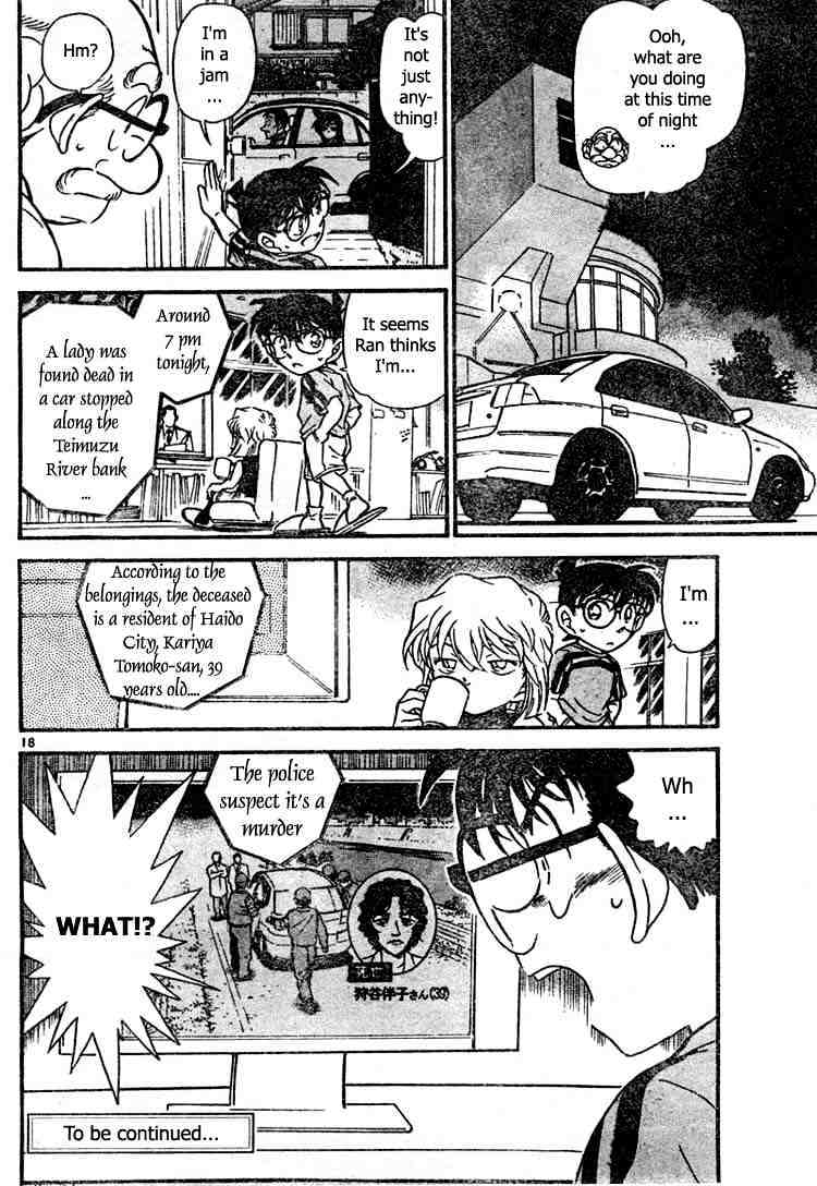 Detective Conan Chapter 479  Online Free Manga Read Image 18