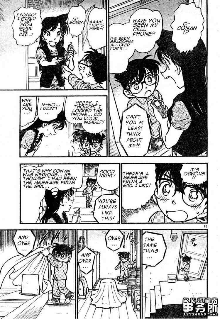 Detective Conan Chapter 483  Online Free Manga Read Image 13
