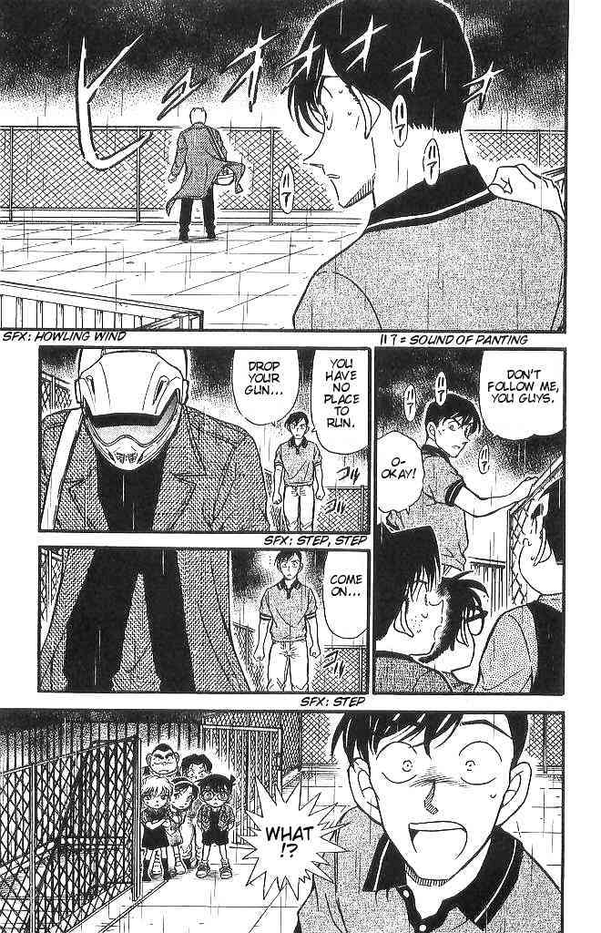 Detective Conan Chapter 484  Online Free Manga Read Image 11