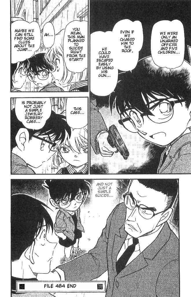 Detective Conan Chapter 484  Online Free Manga Read Image 16