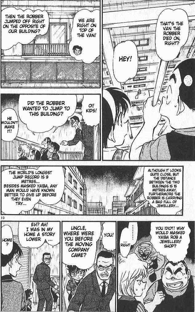 Detective Conan Chapter 485  Online Free Manga Read Image 10