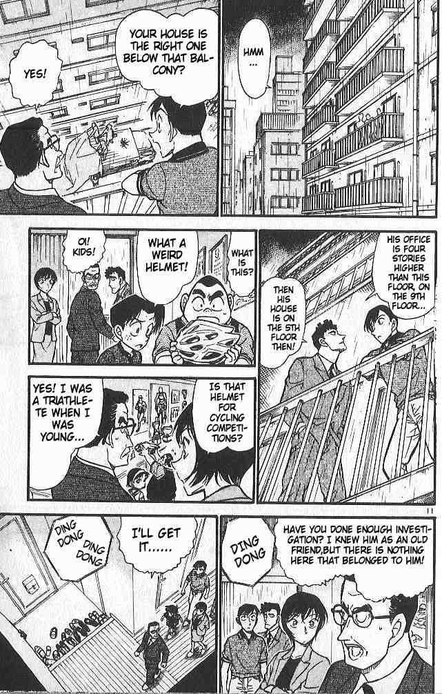 Detective Conan Chapter 485  Online Free Manga Read Image 11
