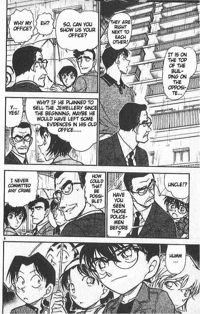 Detective Conan Chapter 485  Online Free Manga Read Image 8