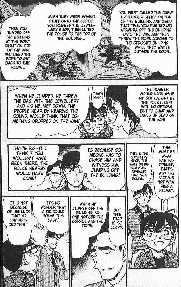 Detective Conan Chapter 486  Online Free Manga Read Image 13