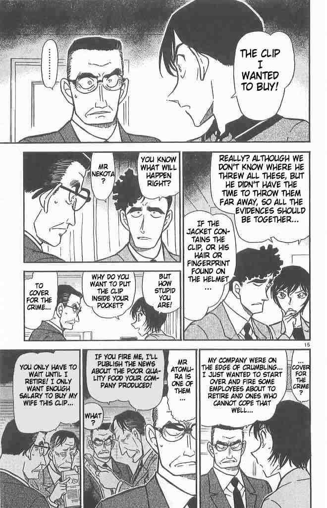 Detective Conan Chapter 486  Online Free Manga Read Image 15