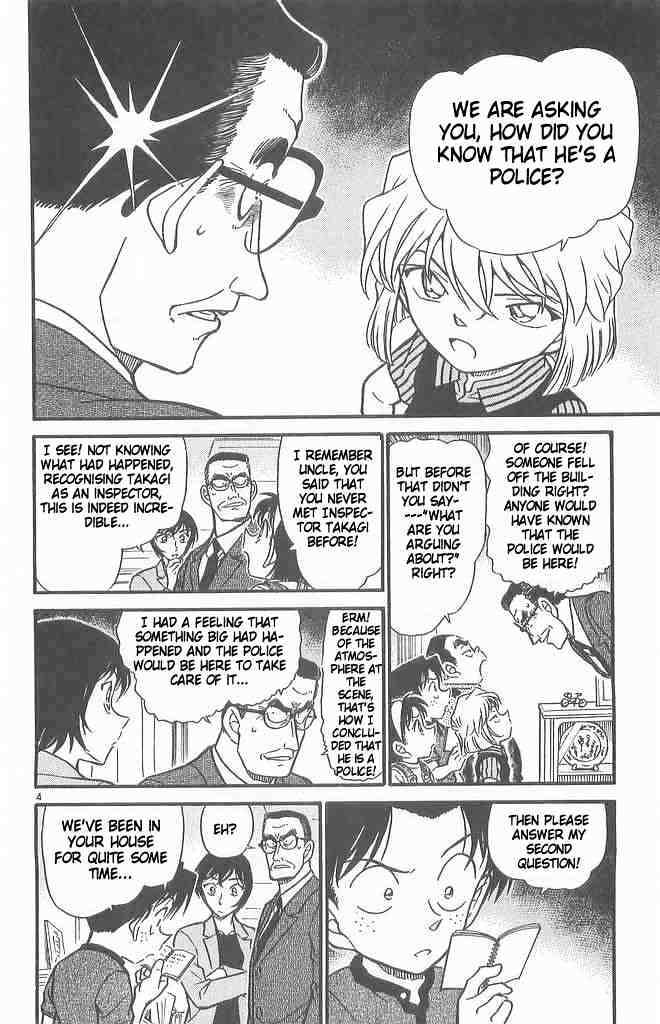 Detective Conan Chapter 486  Online Free Manga Read Image 4