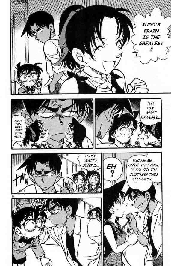 Detective Conan Chapter 488  Online Free Manga Read Image 14