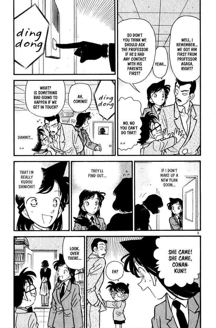 Detective Conan Chapter 49  Online Free Manga Read Image 3