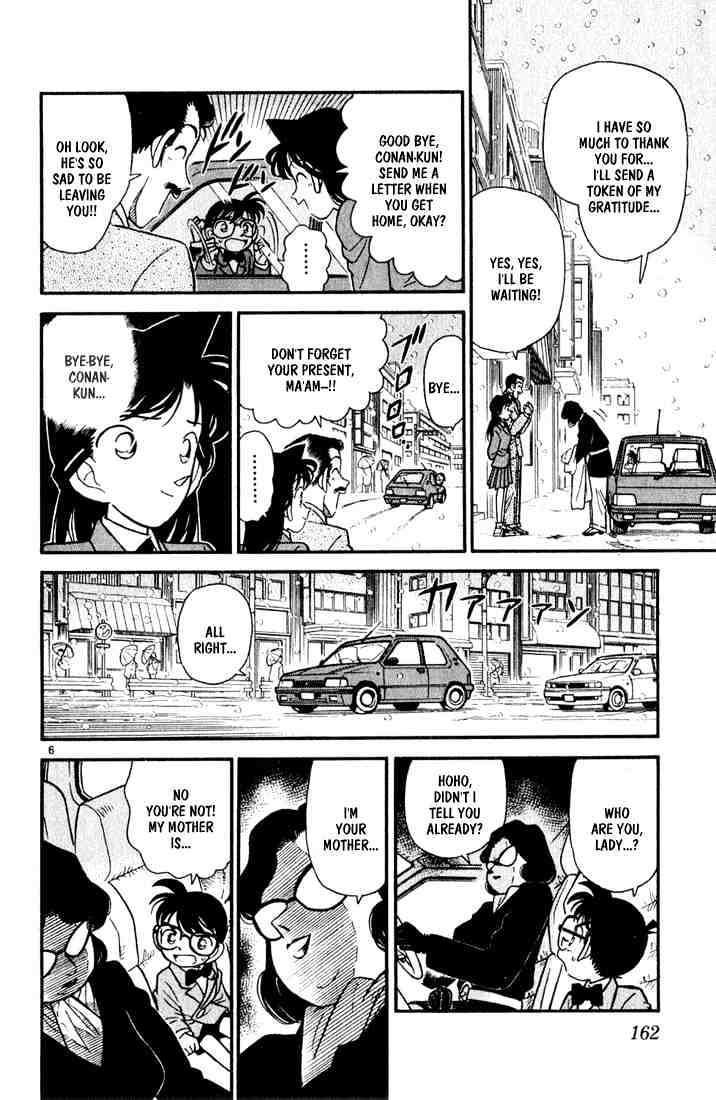 Detective Conan Chapter 49  Online Free Manga Read Image 6
