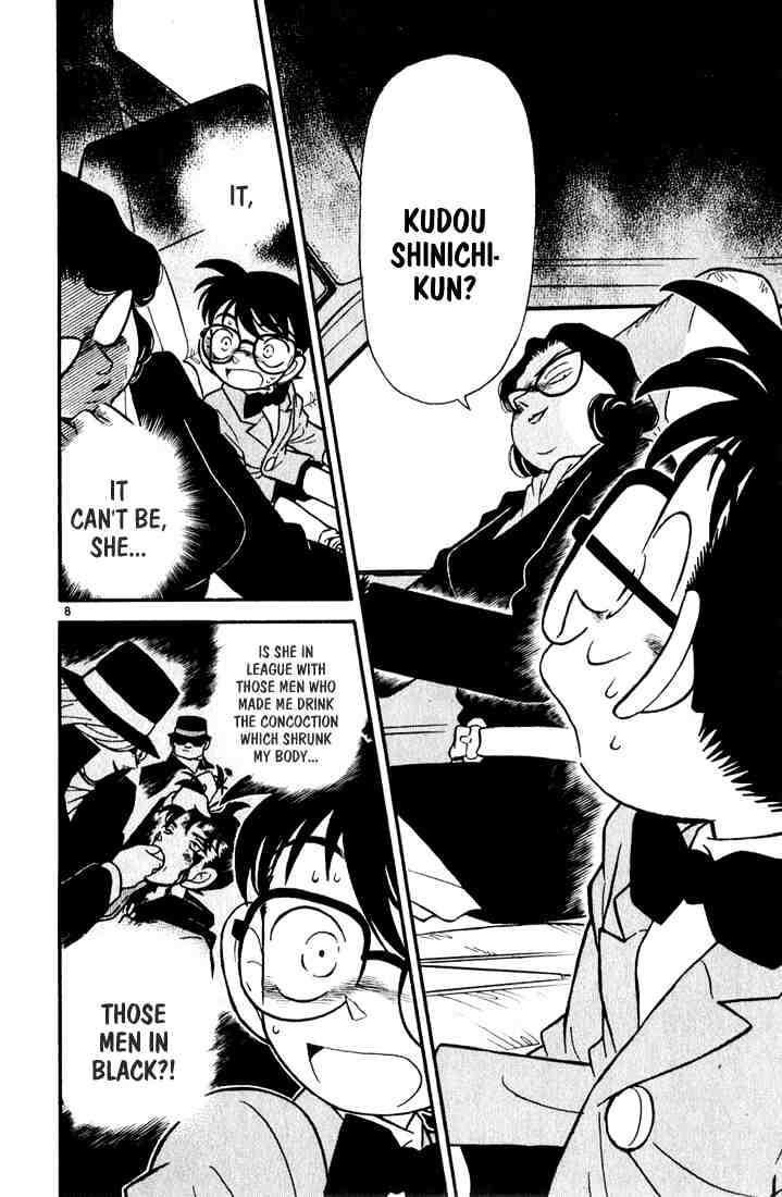 Detective Conan Chapter 49  Online Free Manga Read Image 8