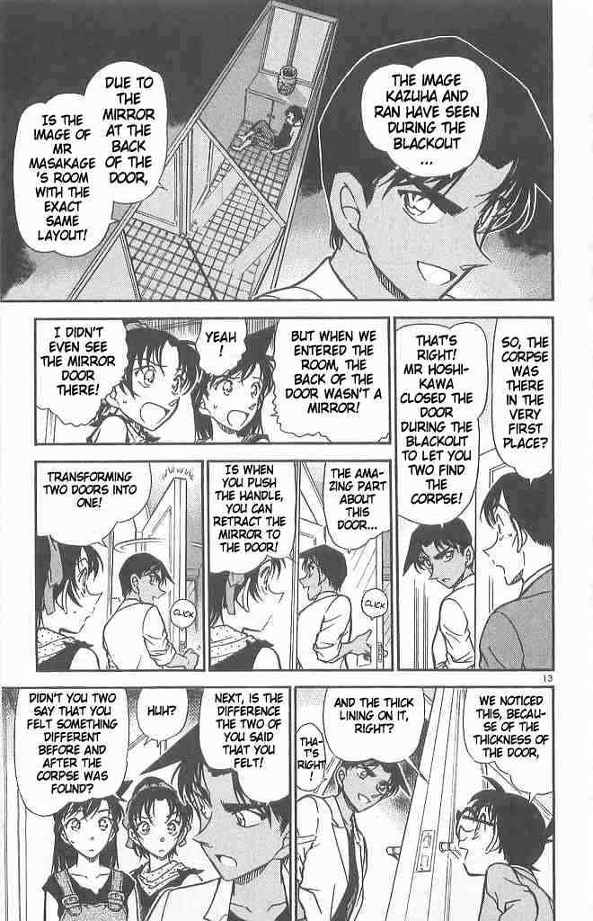 Detective Conan Chapter 490  Online Free Manga Read Image 13