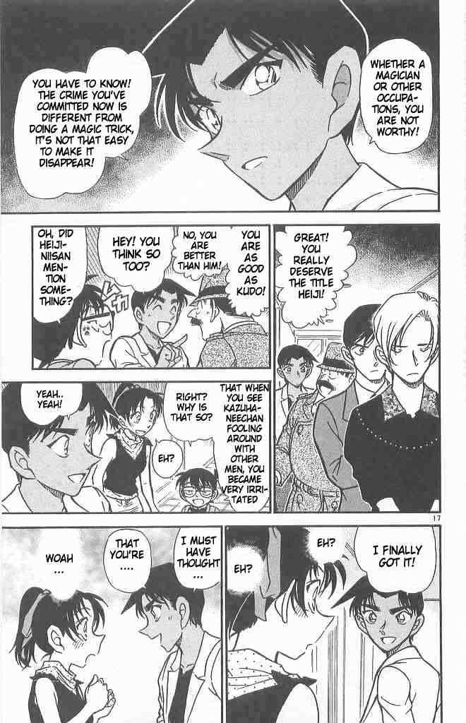 Detective Conan Chapter 490  Online Free Manga Read Image 17