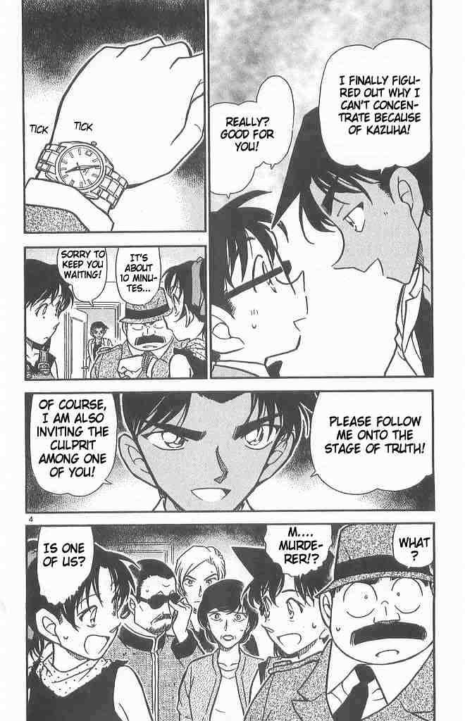 Detective Conan Chapter 490  Online Free Manga Read Image 4