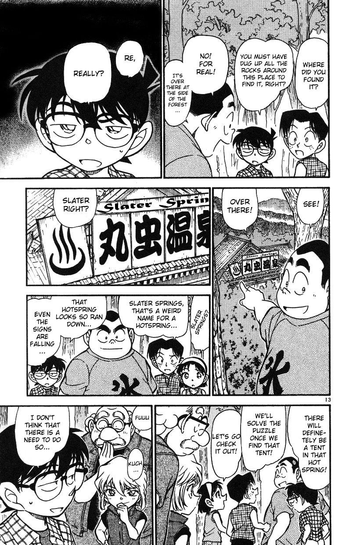 Detective Conan Chapter 491  Online Free Manga Read Image 13