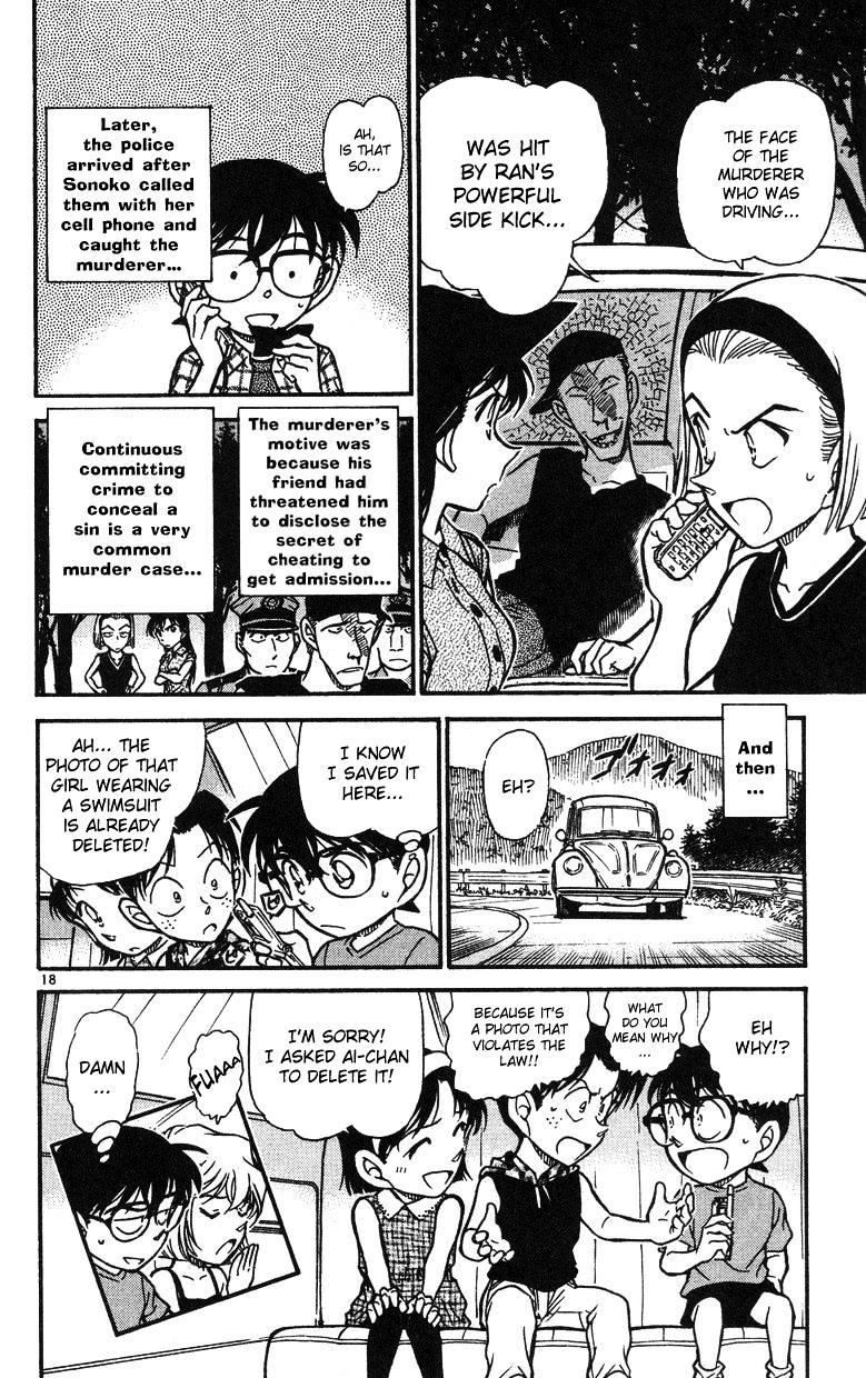 Detective Conan Chapter 493  Online Free Manga Read Image 18