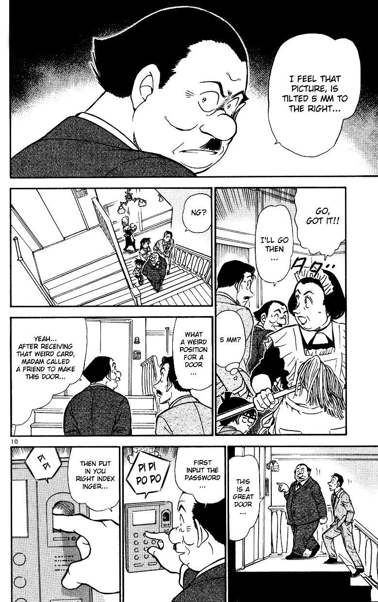 Detective Conan Chapter 494  Online Free Manga Read Image 10