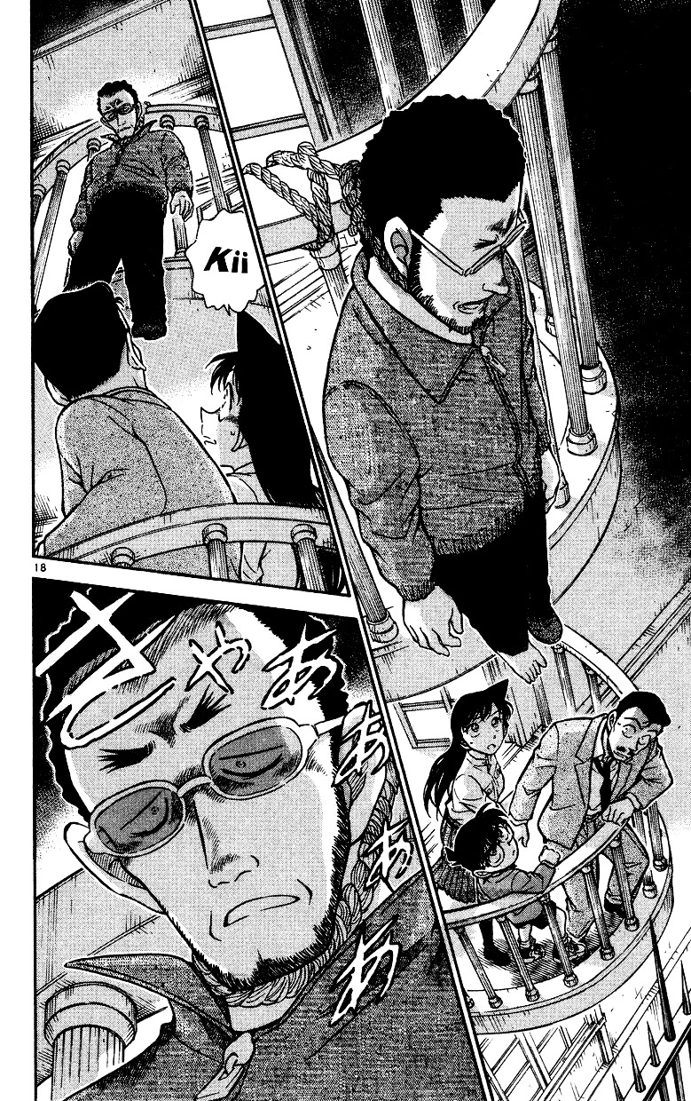 Detective Conan Chapter 494  Online Free Manga Read Image 18